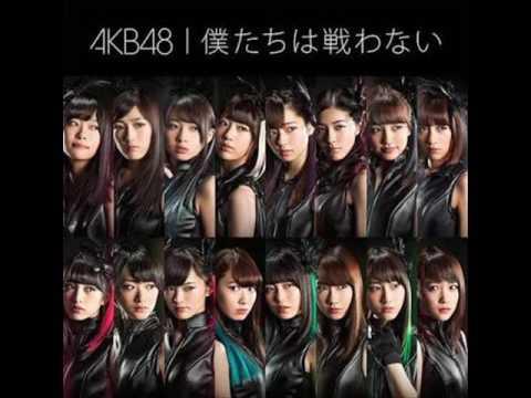 AKB48 Sakura No Hanabiratachi