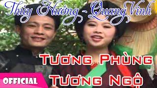 Tương Phùng Tương Ngộ - Thúy Hường ft Quang Vinh | Dân Ca Quan Họ Bắc Ninh [Official MV HD]