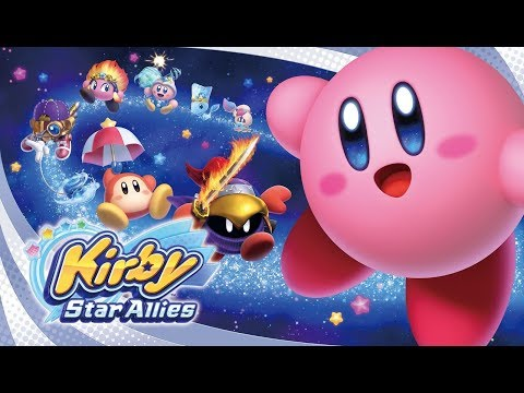 Switch Longplay [012] Kirby Star Allies (Part 1 Of 2) (2P)
