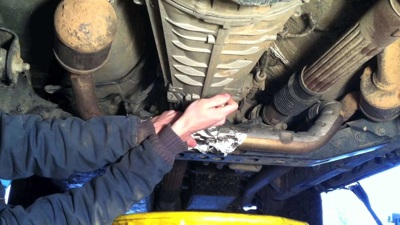 2009 jeep patriot transmission fluid change