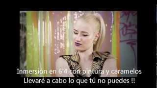 Iggy Azalea - My World Subtitulada al español Thumbnail