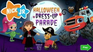 Halloween Dress Up Parade - Full New Nick JR HD Game Episode