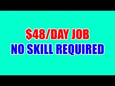 Simple Copy and Paste Job Make Money Online $48 Per Day 2018