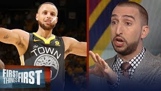 Nick Wright on Curry
