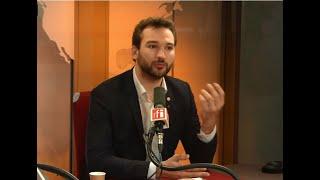 Ugo Bernalicis (France I) : «Que tout le monde ait un statut aussi protecteur que celui de la SNCF»