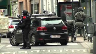 Paris terror suspect Salah Abdeslam captured