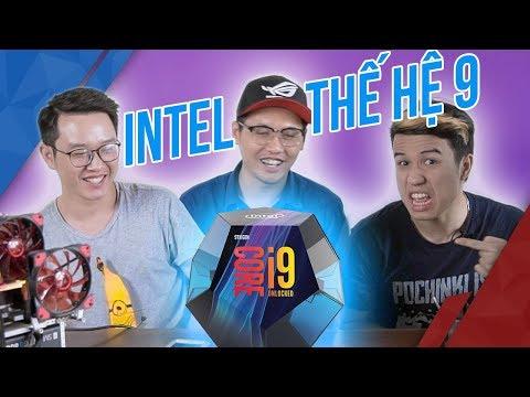 Ngoài VÀNG Ra, Trong CPU Intel Thế Hệ 9 Có Gì? Ai Nên Mua Core i9 9900K? | Coffee Talk