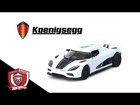 Koenigsegg Agera R 1/31 Diecast Review