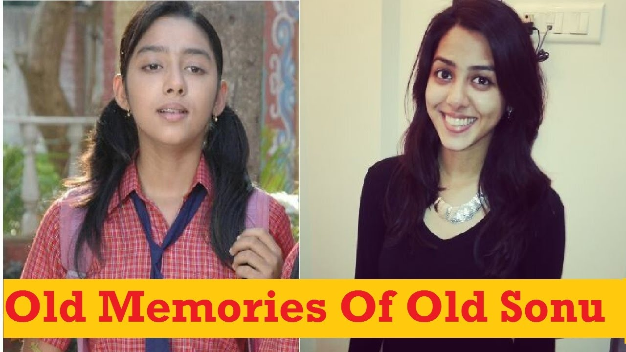Old Memories Of Old Sonu (Jheel Mehta) Taarak Mehta Ka ... Taarak Mehta Ka Ooltah Chashmah Sonu 2013