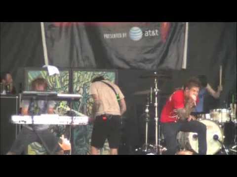 the Devil Wears Prada - Wapakalypse @ Warped Tour 09 - Charlotte, NC 7/23/09