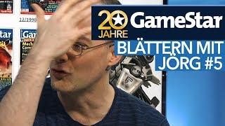 20 Jahre GameStar: Blättern mit Jörg - Folge 5: Die größten Flop-Hefte der GameStar-Geschichte thumbnail