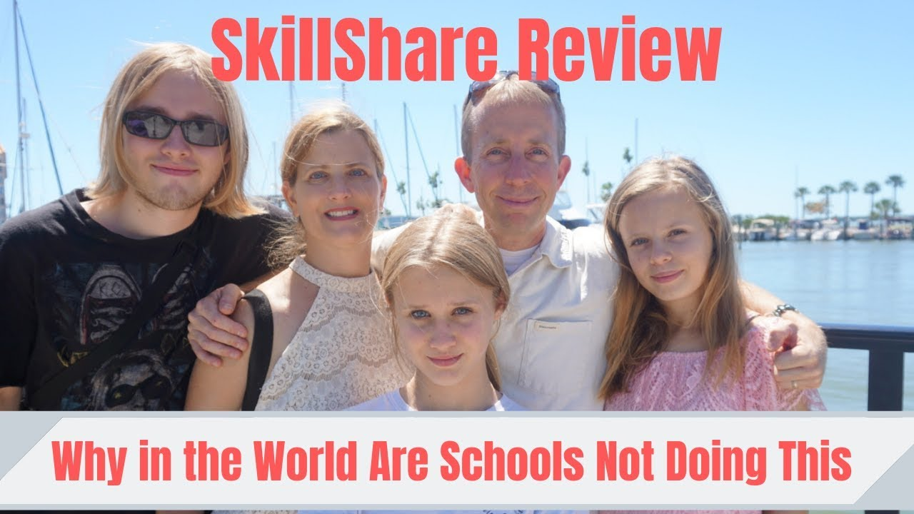 Skillshare Review: Here's What it Did for our Family