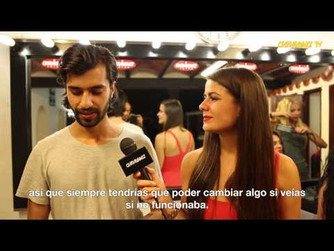 Interview Jeremy Olander @ AmnesiaTV 2014