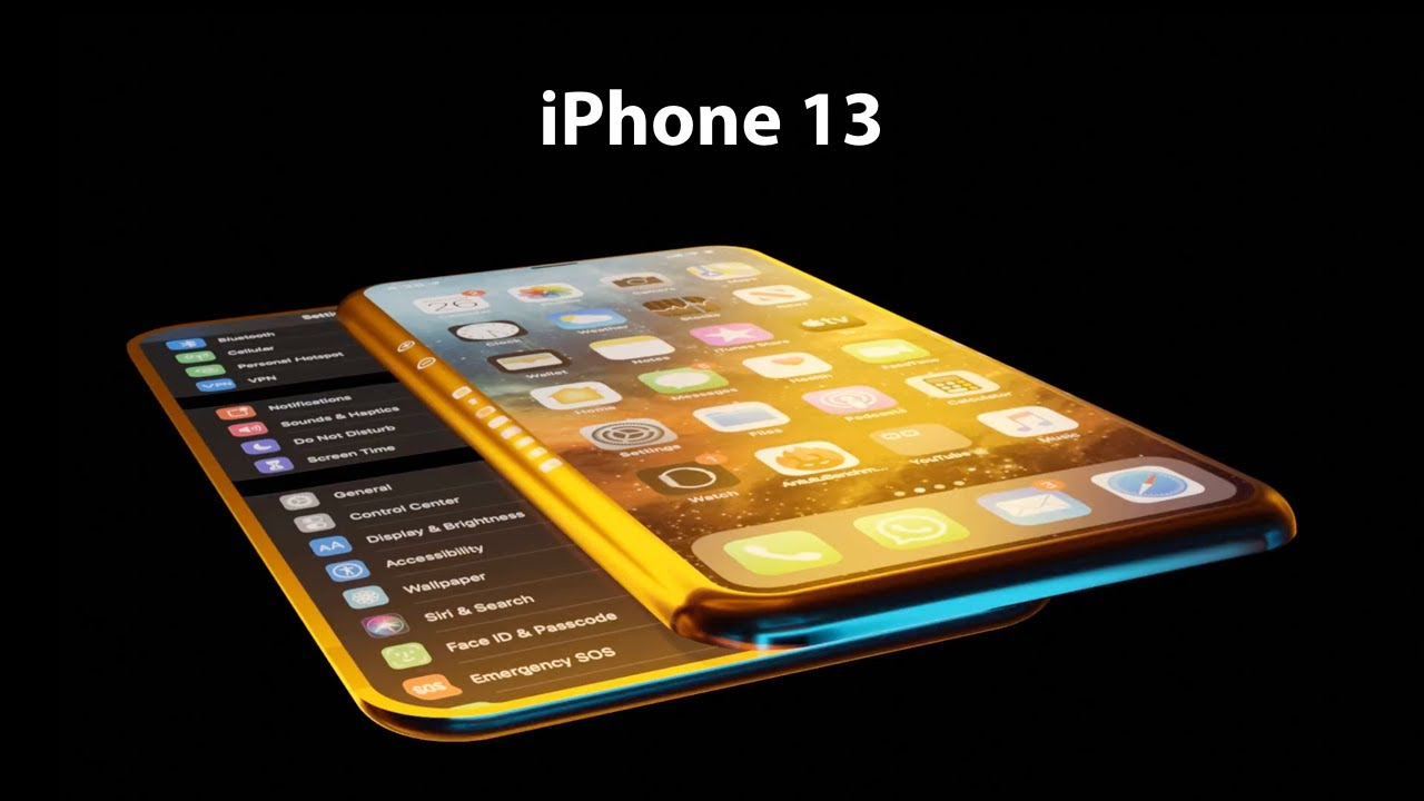 iPhone 13 : TRAILER - YouTube