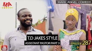 Download Emmanuella Comedy - T.D. JAKES STYLE (Mark Angel Comedy Episode 287)
