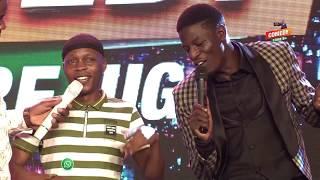 Alex Muhangi Comedy Store August 2019 - Maulana  Reign