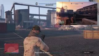 GTA 5 Online - Gunrunning DLC - Mobile Operationen - Halbketten-Tyrann - Halbkettenfahrzeug