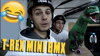 T-REX + MINI BMX - CALLING THE SHOTS | ZOZO KEMPF