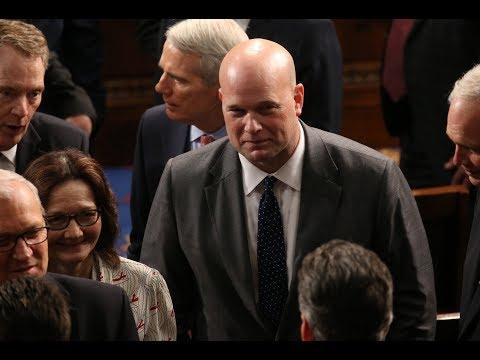 Matthew Whitaker testifies before House judiciary committee – watch live