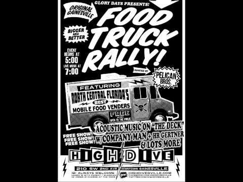 Nov 8 2014 ORIGINAL GVILLE FOOD TRUCK RALLY at High Dive !