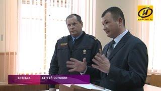 Министр МВД уволил севшего за руль пьяным начальника одного из РОВД Витебска