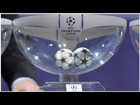 Live Champions League Auslosung