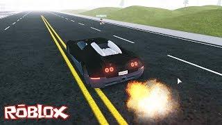 Bugatti Veyron İle Kaçanları Kovaladık! Roblox Vehicle Simulator