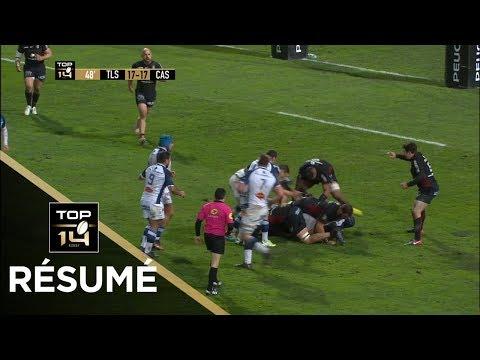 TOP 14 - Résumé Toulouse-Castres: 31-41 - J12 - Saison 2017/2018