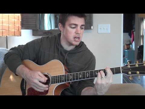 How to Play You Love Me Anyway  Sidewalk Prophets Matt McCoy