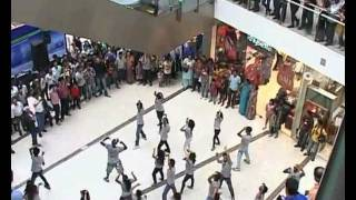 Dish Sawaar Hai - Flash Mob - Mumbai