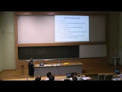 Algorithms for Big Data: Graphs and Memory Errors 3 (Lecture by Giuseppe Italiano)