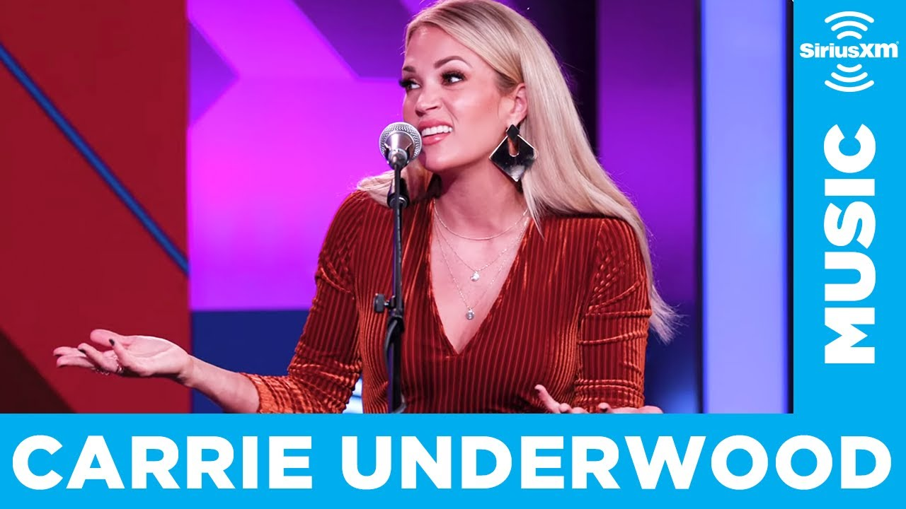 Carrie Underwood On Receiving Music Critiques From Husband, Mike Fisher