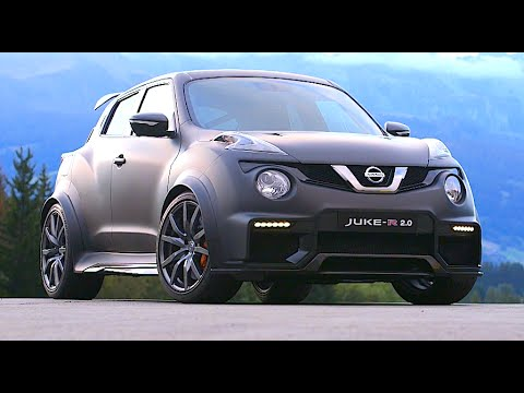 new nissan juke r 2 0 juke nismo rs qashqai x trail 2015 crossover carnival test drive. Black Bedroom Furniture Sets. Home Design Ideas