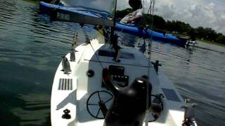 RC Ocean Going Racing Yacht 2.2m