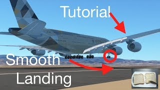 The Best Approaching & Landing Altitude TUTORIAL