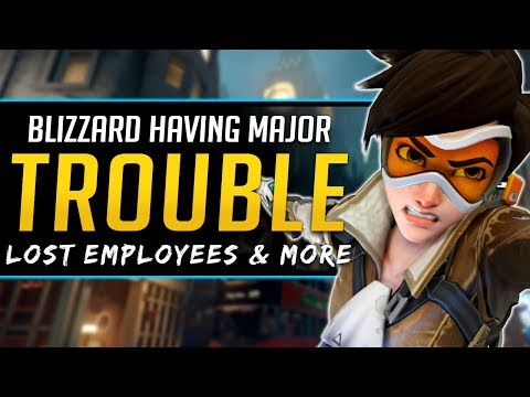 Overwatch and Blizzard in Trouble - Lost Employees and more thumbnail