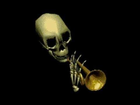 Spooky doot doot skeltal