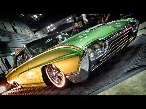 "1963 Ford Thunderbird ""D'Bird"" Kustom Car"