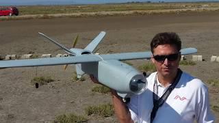 feiyu tech fy 41ap and x uavtalon test fly