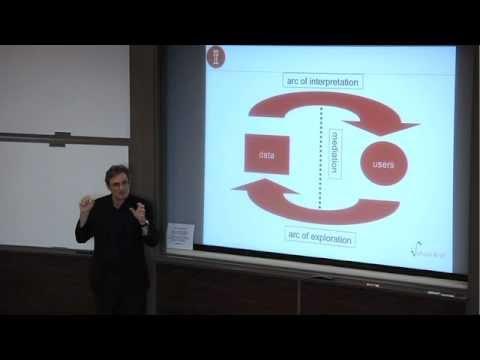 From DATA to KNOWLEDGE, Dr. Andrew Dillon, February 6, 2013 Texas Enterprise Speaker Series