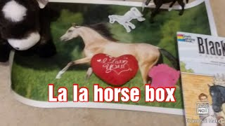 La la horse subscription box