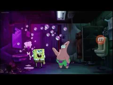 The Spongebob Squarepants Movie: Bubble blowing babies