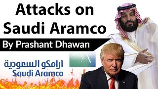 Download lagu Saudi Aramco Attacks Impact on India and the world Current affairs 2019 MP3