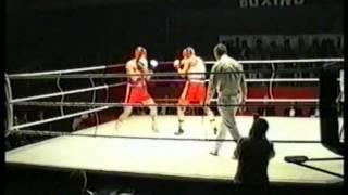 Sven Hamer v Paul Treslove (parachute regiment) 1994 Combined Services Middleweight Final