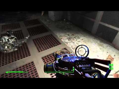 Fallout 4 Automatron DLC Ep.6  