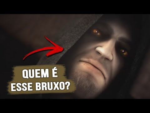 QUEM É O BRUXO QUE GERALT MATA NO FINAL DE WITCHER 1? ENTENDA! thumbnail