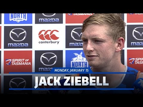 Jack Ziebell media conference (January 15, 2018)