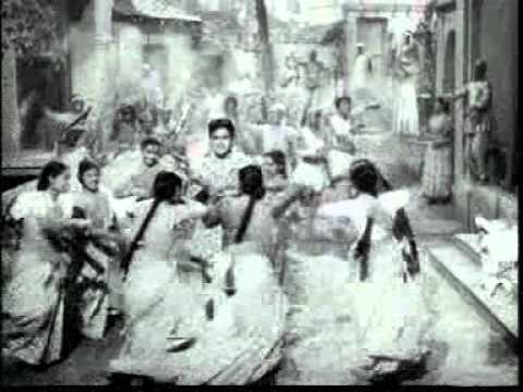 TAN RANG LO JI AAJ MAN RANG LO-LATA -RAFI (KOHINOOR1960)-SHAKEEL -NAUSHAD