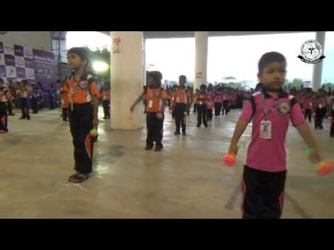 MountZion International School Sports Day 2017