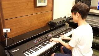 What A Friend We Have In Jesus (Jazz Ver.) - Playing yohan Kim